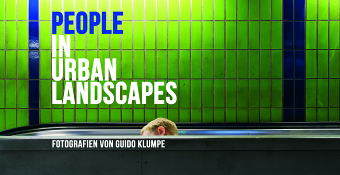 People In Urban Landscapes - Fotografien von Guido Klumpe